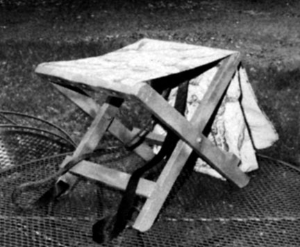 Just Remember, Because You Make Your Hunting Stool, You Can Customize It As  Much As You Want. You Donu0027t Need To Make The Bag. You Can Attatch Something  You ...