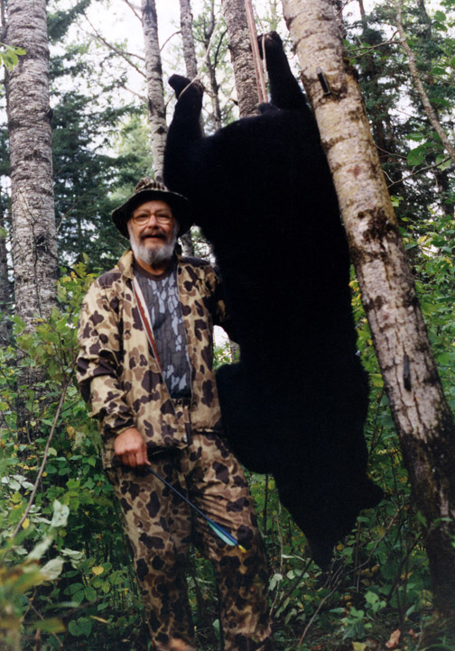 How Big A Job About Hunting Black Bears By Dr Ken Nordberg